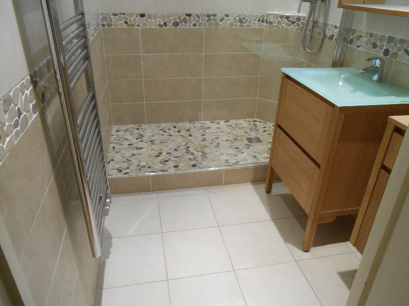 Installateur de salle de bain cr ation ou r novation de for Renovation cabine de douche